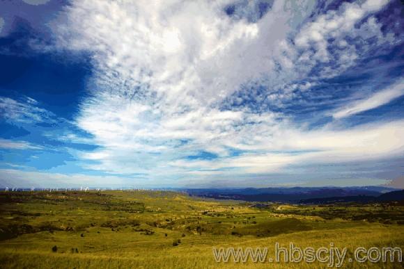 张北天气预报_美丽的坝上草原风景--关注张北--华北牲畜交易中心--客户服务站